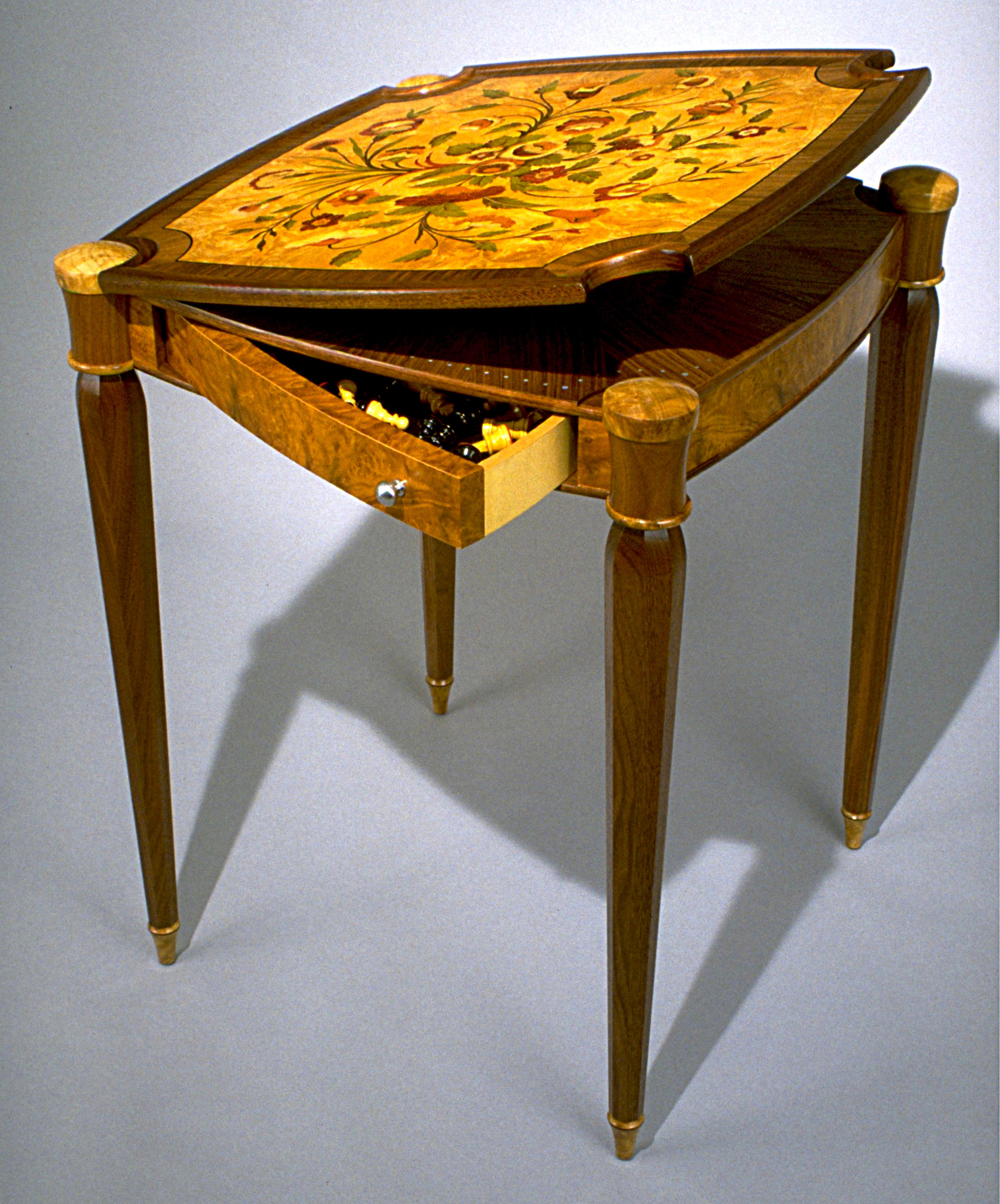 19. Small Game Table