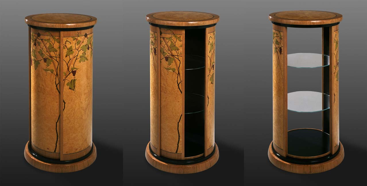 Spin Cabinet by Paul Schürch